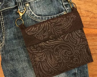 Belt Loop Purse