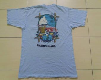 Hawaii pocket tee vintage 80s shirt