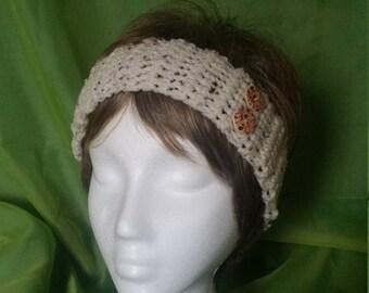 Hand Made Crochet Headband