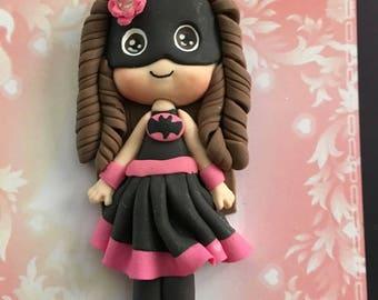 Batgirl Clay Figure