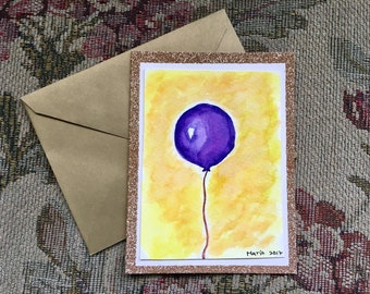 Birthday Card // Greeting Card