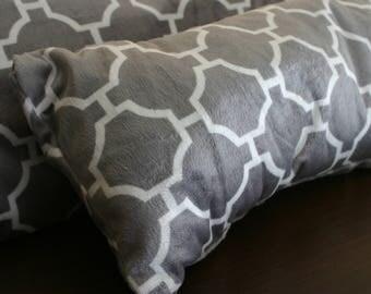 Hand Made, Throw pillows, Home Decor, Gray Pillows, Hand designed