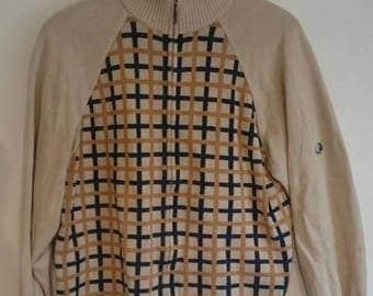Fred perry vintage Plaid jacket