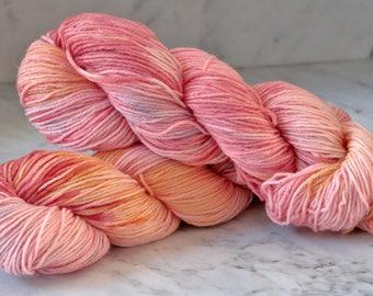 """Merino Wool 6ply Yarn DK """"Pastel Sorbet"""""""