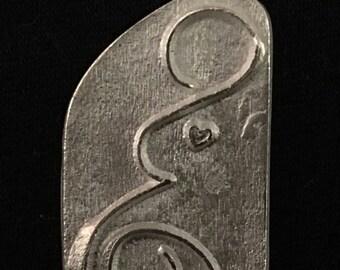 Pregnancy Pendant Fine Silver Jewellery Motherhood