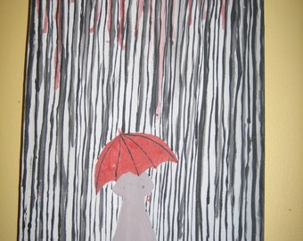 Acrilic painting on canvas