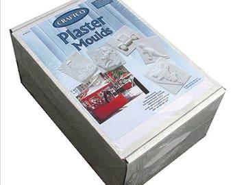 Aldax Plaster Casting Starter Kit