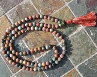 Mala or multi wrap bracelet