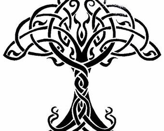 Celtic Tree of Life #1