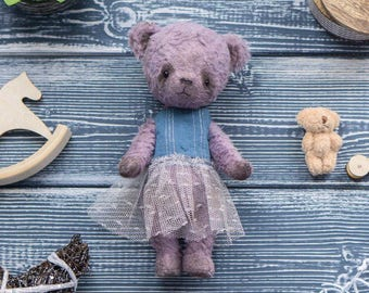 Teddy Bear handmade toy