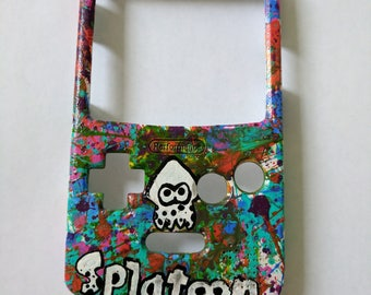 Splatoon Gameboy Color Faceplate