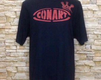 Vintage CONART shirt tees 90s urban fashion hip hop swag