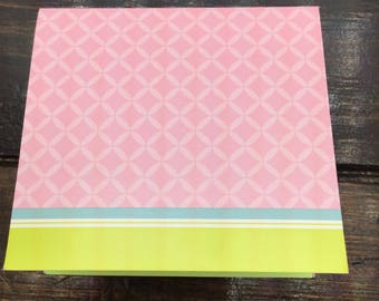 Post It Note Booklet , Planning Accessories , Planner