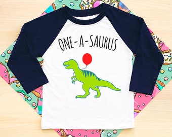 First Birthday Dinosaur Shirt, first birthday Shirt, 1st birthday shirt, dinosaur first birhtday shirt, dinosaur party, one birthday, one