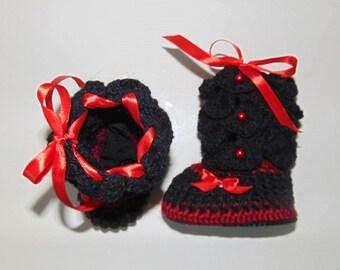 Baby shoes, baby girl shoes, baby boy shoes, baby booties