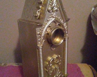 Beautiful Custom Made Catholic Large Cathedral Relic Reliquary FREE SHIPPING!