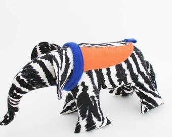 Elephant | Pattern& Zebras