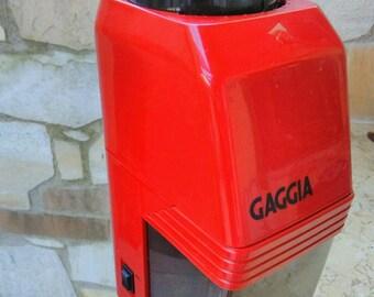 Gaggia MM Burr Coffee grinder