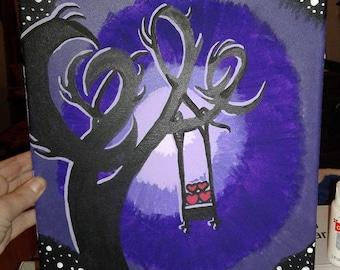 Custom paintings by Cryssie
