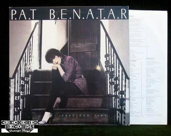 Pat Benatar Precious Time NM Vintage Vinyl LP Record Album