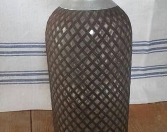 Art deco Sparklets soda syphon