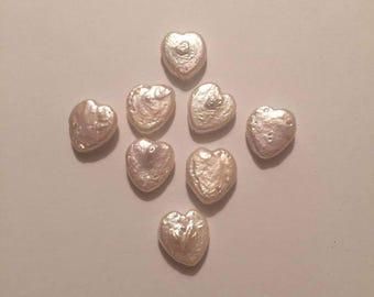 Heart-Shaped Pearl Destash