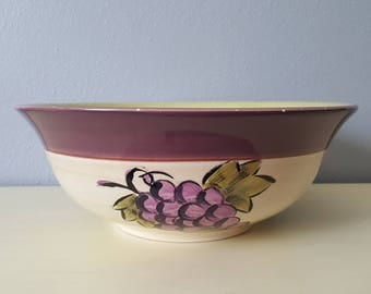 Living Art hand painted bowl
