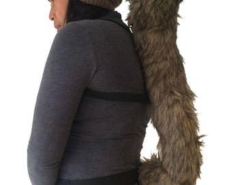 Squirrel Animal Tail