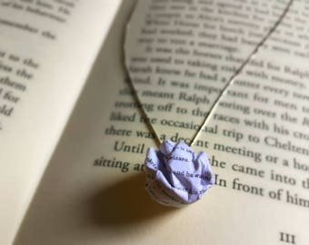 Harry Potter and the Prisoner of Azkaban - Paper Ball Pendant