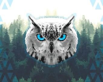 Nordic owl