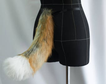 Ginger Fox Tail
