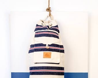 bags of 100% cotton canvas
