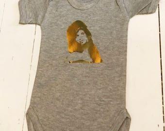 Amy Winehouse Baby Grow