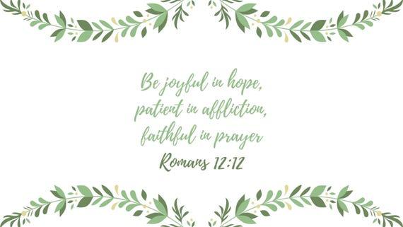 Scripture verse desktop wallpaper
