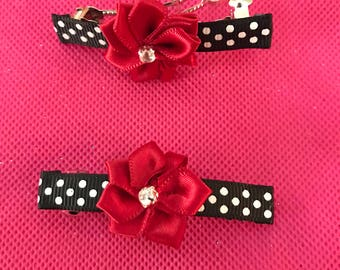 2 1/4in french barrette