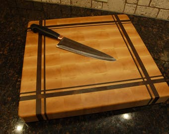 End Grain Cutting Boards - Maple