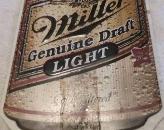Metal Miller sign
