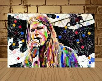 blind melon shannon hoon poster,shannon hoon poster,blind melon print,shannon hoon art,shannon hoon print,singer songwriter,vocals,rock art