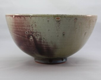 Multicolored Large Porcelain Bowl