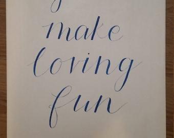 Customer Quote Posters - Motivational, Love, Lyrics