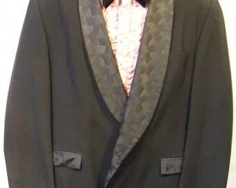 Oscar de la Renta Tuxedo Jacket 46R