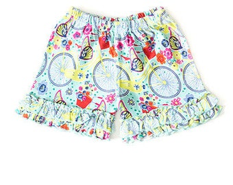 My Story Ruffle Shorts