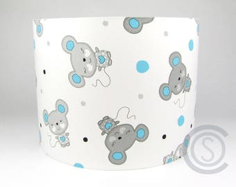 Lamp shade 30 cm mouse