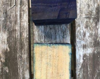 Shibori wood blocks 50mm