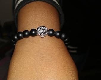 Men and Boy's Lionhead Bracelets