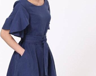 Frill Summer Dress