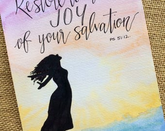 The Joy of Your Salvation