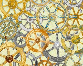 Nautical themed art