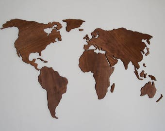 World Map for the wall