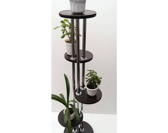 "Free ship! Plant stand ""Sevillia"". Flower stand - Indoor plant stands - Plant holder -Plant table - Stand for flowers - Flower shelf - Shelf"